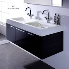countertop bathroom sink units roper rhodes envy 1200mm wall hung unit with double basin uk bathrooms