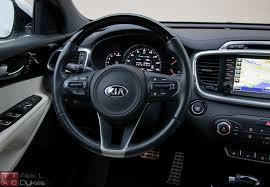 Kia Sorento 2015 Interior 2016 Kia Sorento Limited Interior 002 The Truth About Cars