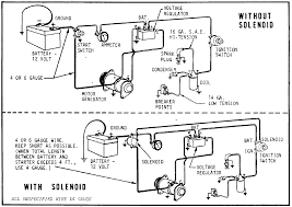 3 wire alternator diagram wiring collection koreasee com simple