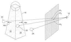 patent us6384822 method for rendering shadows using a shadow