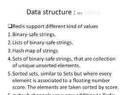 ruby hash map open source advanced key value store data structure server ppt