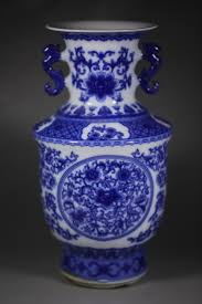 Chinese Hand Painted Porcelain Vases High Quality Blue Chinese Vase Buy Cheap Blue Chinese Vase Lots