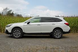 subaru touring interior 2018 subaru outback review autoguide com news