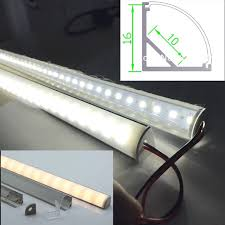led cove lighting profile aluminum profile with 5050 led strip led bar light forkitchen