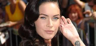 megan fox is an and model she has captured the