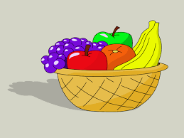 How To Draw A Flag How To Draw A Basket Of Fruit 8 Steps With Pictures Wikihow