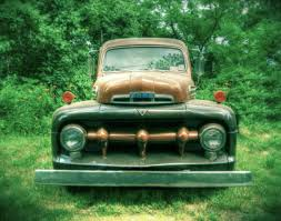 Classic Ford Truck Bumpers - vintage ford truck photos rust in peace classic cars in their