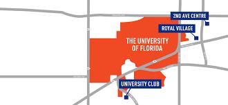 Gainesville Fl Map Gainesville Fl Student Housing U0026 Student Apartments