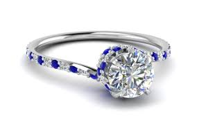 antique diamond engagement rings exquisite diamond ring with sapphire side stones uk tags