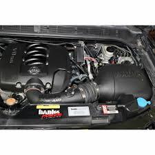 nissan titan nismo exhaust amazon com banks 41820 intake system for titan 5 6l u002704 u002709