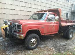 Ford F350 Dump Truck With Plow - 86 f350 project ford truck enthusiasts forums