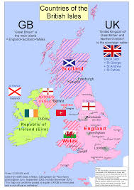 Map Of England And Ireland by European Detective Series Uk Part 5 Non English And Irish