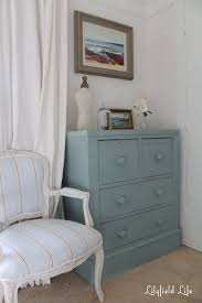 Annie Sloan Duck Egg Blue by Lilyfield Life Ascp Duck Egg Blue Chest Of Drawers
