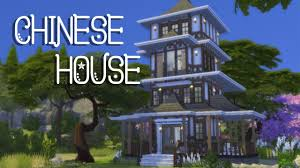 the sims 4 chinese house youtube