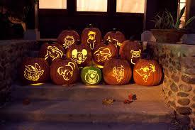 halloween spirit disney themed jack o lanterns to get you in the halloween spirit 1