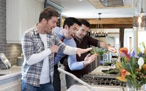 property brothers at home on the ranch w network