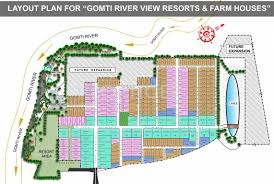 Zoo Floor Plan Nilansh Gomti River View By Nilansh Builders In Makaria Kalan