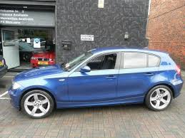 bmw electric 1 series used bmw 1 series for sale in cheshire uk autopazar