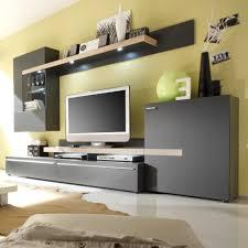 Wohnzimmer Ideen Anthrazit Wohnwand Anthrazit Angenehm Auf Wohnzimmer Ideen Auch Wohnwände