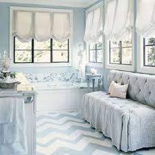 Shabby Chic Balloon Curtains by Blog