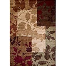 Leaf Area Rug Amazon Com Tribeca By Home Dynamix Hd5282 999 2n Home Decor