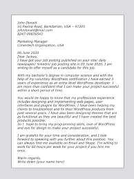upwork cover letter sample for wordpress developer upwork help