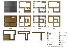Floor Plans Minecraft Cool House Blueprints Minecrafthousehome Plans Ideas Picture Easy
