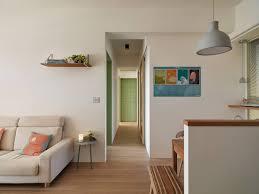 2 bedroom modern residence design below 100 sq meters two great