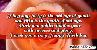 50 birthday sayings 50th birthday sayings