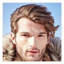mens medium hairstyles thin hair along with medium length