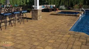 pool patio pavers pool area concrete pavers huntington