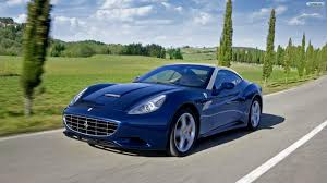blue ferrari wallpaper ferrari wallpaper hd