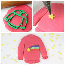 sweater cookie cutter say goodbye to gravity falls with mabel s sweater cookies nerdist