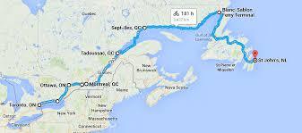 Map Key West Mark U0027s Midlife Crisis 2014 Toronto U2013 St John U0027s U2013 Key West