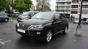 voiture lexus crossover lexus rx 450 h u2013 3 5 v6 hybride 250 u2013 pack luxe u2013 2013 u2013 95 857 km