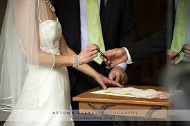 wedding signing craig s wedding westin riverfront beaver creek autumn