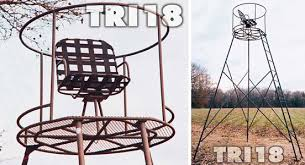 Best Hunting Chair Family Tradition Treestands Llc Tripod Stands Quality Hunters