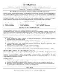 Operations Manager Resume Pdf Stunning Project Manager Resume Objective 15 Project Manager