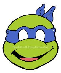 free teenage mutant ninja turtles party printables wyatts ninja
