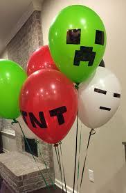 minecraft balloons minecraft balloons pinteres