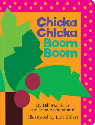 chicka chicka boom boom kid u0027s rhyming alphabet book