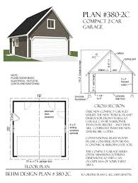 garage plans with storage two car garage plan has minimum dimensions and standard 16 wide