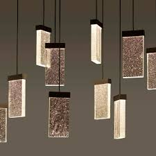 Chandelier Canopy by Contemporary Chandelier Glass Led Handmade Grand Cru