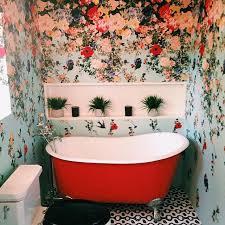 funky bathroom wallpaper ideas the 25 best botanical wallpaper ideas on tropical