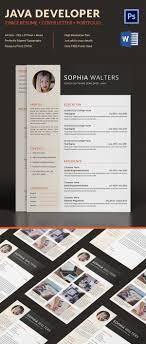 exle resume pdf java developer resume template 11 free word excel pdfp myenvoc