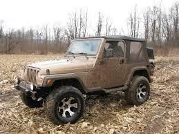 light brown jeep wrangler jeep wrangler tj with rc 4 u0027 u0027 lift and 33 u0027s or 35 u0027s jeepforum com