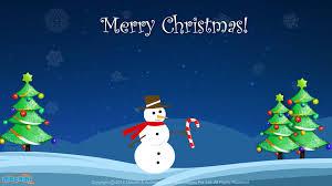 christmas snowman desktop wallpapers for kids mocomi