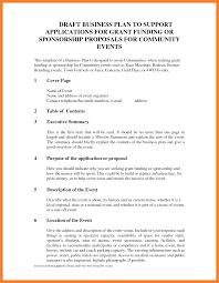 sponsorship brochure template microsoft word tri fold template