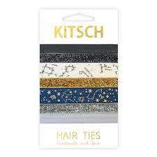 kitsch hair ties astrology hair ties by kitsch