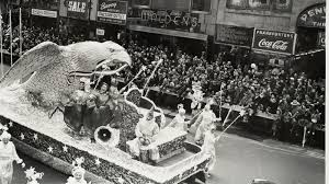 westporter s 1951 of the nyc thanksgiving day parade